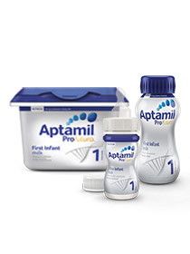 Aptamil Profutura First Infant Milk - Danone Nutricia Early